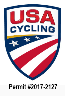 USA Cycling Logo with text